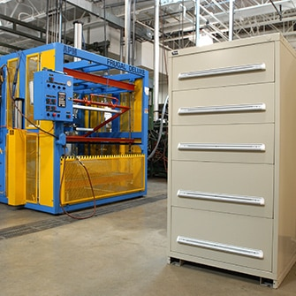 Maintenance Storage - Education and training