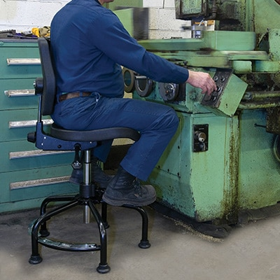 Industrial Seating Workstations