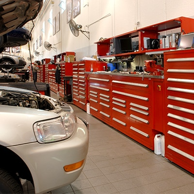 Vehicle and Engine Service