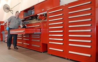 Maintenance Storage Amp Tool Room Storage Vidmar