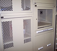 Computer Cabinets military
