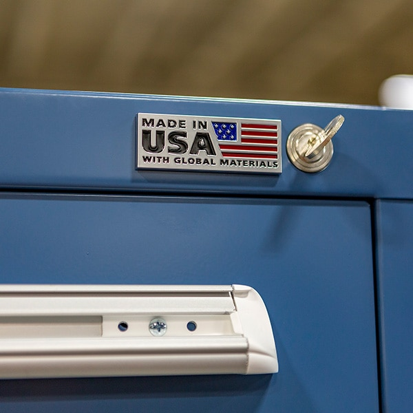 Made in the USA Workstations