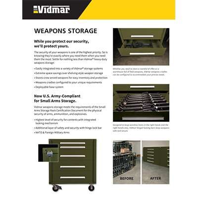 Weapons Storage